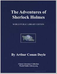 The Adventures of Sherlock Holmes by Doyle, Arthur Conan, Sir