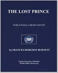 The Lost Prince by Burnett, Frances Hodgson