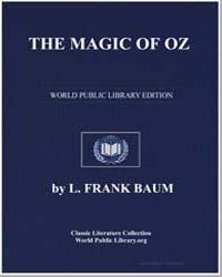 The Magic of Oz by Baum, Lyman Frank