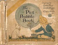 The Pet Bubble Book by Mayhew, Ralph