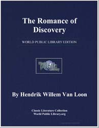 The Romance of Discovery by Van Loon, Hendrik Willem