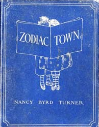 Zodiac Town by Turner, Nancy Byrd