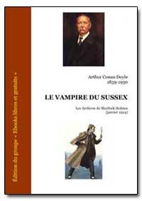 Le Vampire du Sussex by Doyle, Arthur Conan, Sir
