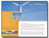 Epa Introduction Epa Region 8 by Environmental Protection Agency