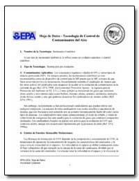 Hoja de Datos-Tecnologia de Control de C... by Environmental Protection Agency
