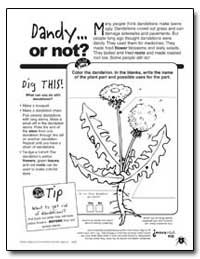 Dandy. . . Or Not? by Environmental Protection Agency