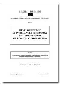 Development of Surveillance Technology a... by Bogolikos, Nikos