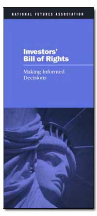 Investors' Bill of Rights by