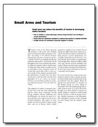Small Arms and Tourism by