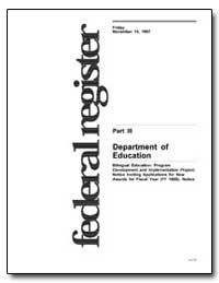 Department of Education [Cfda No. : 84. ... by Pompa, Delia