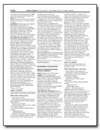 Department of Education Notice of Propos... by Vlandren, Jeanne Van