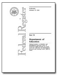 Department of Education National Institu... by Richards, Curtis L.