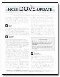 Nces Dove Update by Department of Education