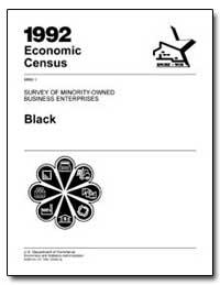 1992 Economic Census Mb92-1 Survey of Mi... by Brown, Ronald H.