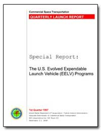Special Report the U.S. Evolved Expendab... by Federal Aviation Administration