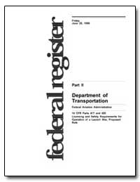 Federal Register : Vol. 64, No. 122; Fri... by Federal Aviation Administration