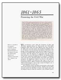 Financing the Civil War by Wood, John