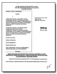 In the United States District Court for ... by Guzmen, Ronalda D., Honorable