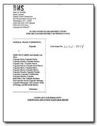 In the United States District Court for ... by Groman, Marc M.