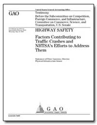Highway Safety Factors Contributing to T... by Guerrero, Peter F.