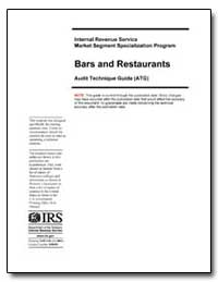 Bars and Restaurants by United States Department of the Treasury