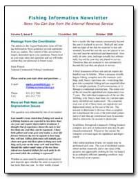 Fishing Information Newsletter News You ... by Primoli, Mark