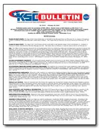 Ksc Bulletin by National Aeronautics and Space Administration
