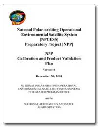 National Polar-Orbiting Operational Envi... by Mango, Stephen A.