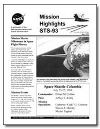 Mission Marks Milestones in Space Flight... by Collins, Eileen M.