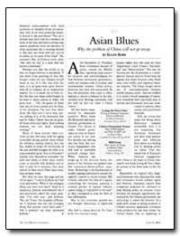 Asian Blues by Bork, Ellen