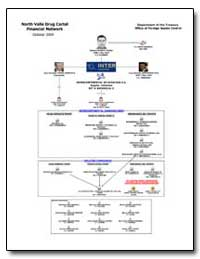 North Valle Drug Cartel Financial Networ... by United States Department of the Treasury