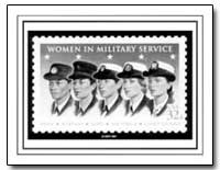 Women in Military Service by Raney, Dellah