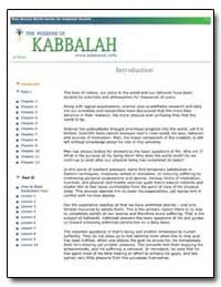 The Wisdom of Kabbalah by