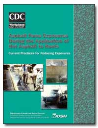 Asphalt Fume Exposures during the Applic... by Howard, John, M. D.