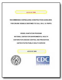 Recommended Shipbuilding Construction Gu... by Department of Health and Human Services