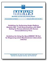 Guidelines for Performing Single-Platfor... by Department of Health and Human Services
