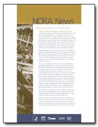 Nora News, Volume 10, Winter 2005 by Department of Health and Human Services