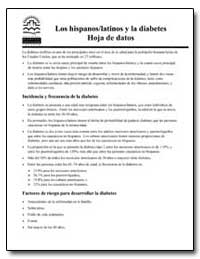Los Hispanos/Latinos Y la Diabetes Hoja ... by Department of Health and Human Services