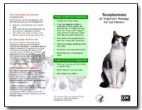Toxoplasmosis an Important Message for C... by Department of Health and Human Services