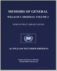 Memoirs of General William T. Sherman, V... by Sherman, William Tecumseh