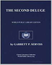 The Second Deluge by Serviss, Garrett Putnam
