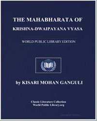 The Mahabharata of Krishna-Dwaipayana Vy... by Ganguli, Kisari Mohan