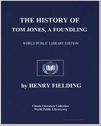 The History of Tom Jones, A Foundling by Fielding, Henry