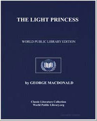 The Light Princess by Macdonald, George