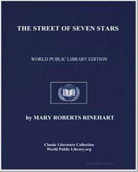 The Street of Seven Stars by Rinehart, Mary Roberts