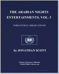 The Arabian Nights Entertainments Volume... by Anonymous