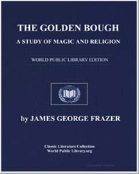 The Golden Bough : A Study in Magic and ... by Frazer, James George, Sir