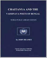 Chaitanya and the Vaishnava Poets of Ben... by Beames, John