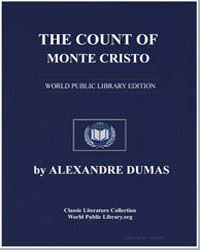 The Count of Monte Cristo by Dumas, Alexandre