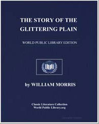 The Story of the Glittering Plain : Whic... by Morris, William